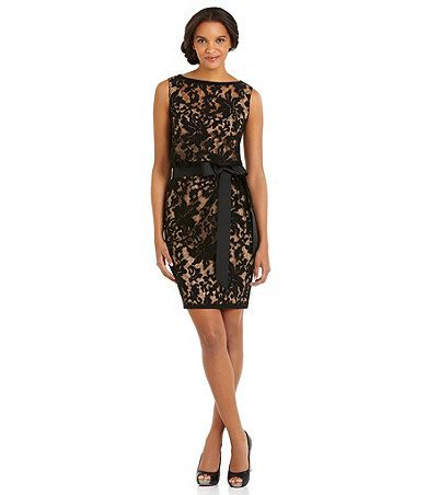 901bb103ba4 very cute black lace blk dress Available at Dillards.com  Dill ...