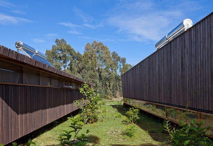 Modern Morerava Eco Cabins Sit Lightly on Easter Island