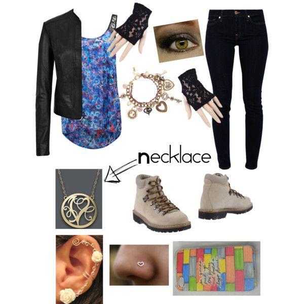 Sneaking Around NYC - Polyvore