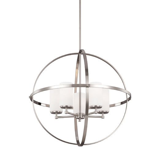 Sea Gull Lighting Alturas 5 Light Candle Chandelier -  Bought this one from AllModern