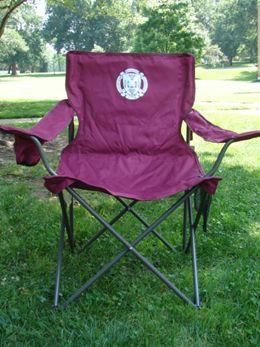 The Hampden Sydney Folding Chair!