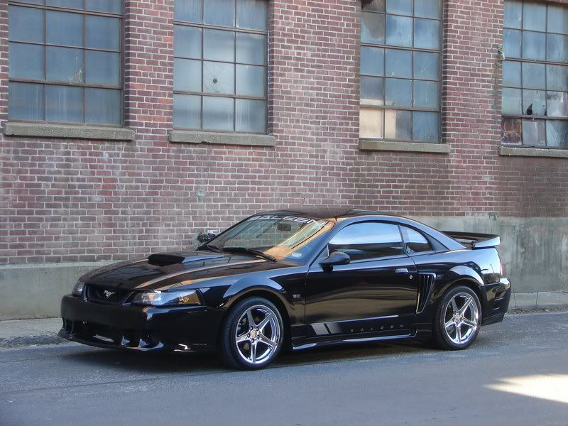 2004 Saleen Mustang Black Google Search Saleen Mustang Ford Mustang Saleen Modern Muscle Cars