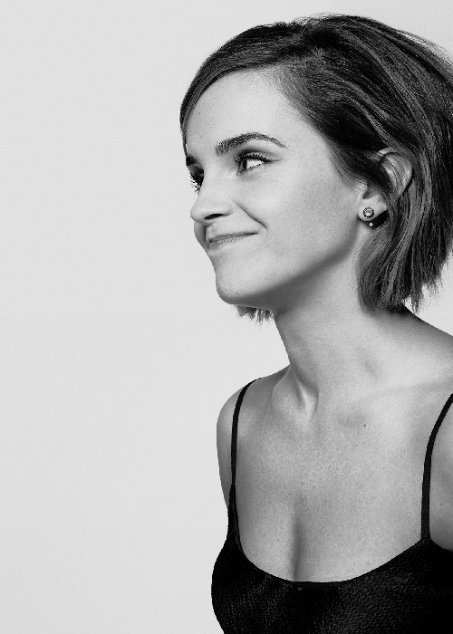 Emma Watson for Esquire UK, April 2016 freckles brother!                                                                                                                                                                                 More