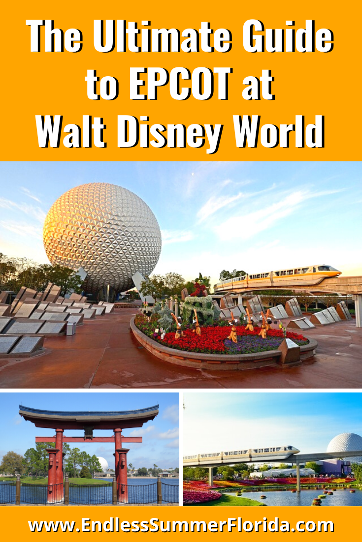 The Ultimate Guide to EPCOT at Walt Disney World in 2020