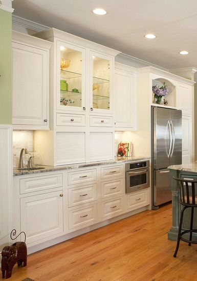Shiloh Cabinetry - All Wood Kitchen Cabinets and Bathroom ...