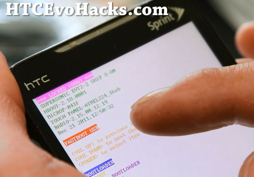 how to root an htc evo 4g lte