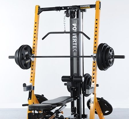 Powertec Wb Lto Lat Tower Option For Pr And Hr Workout