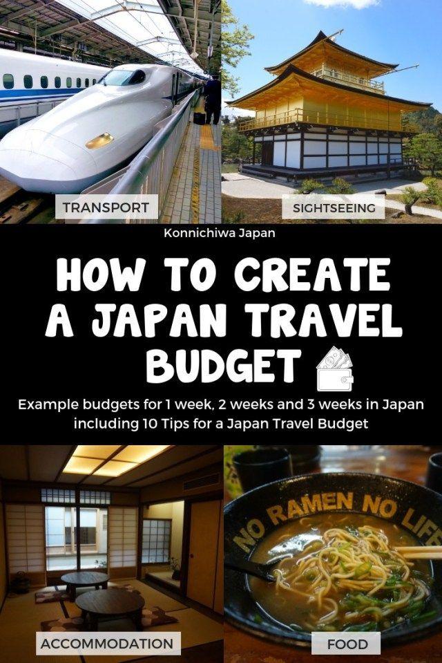 How to Create a Japan Travel Budget - Konnichiwa Japan -  How to Create a Japan Travel Budget – Konnichiwa Japan  - #budget #BudgetTravel #create #CultureTravel #japan #konnichiwa #RoadTrips #travel #TravelTips