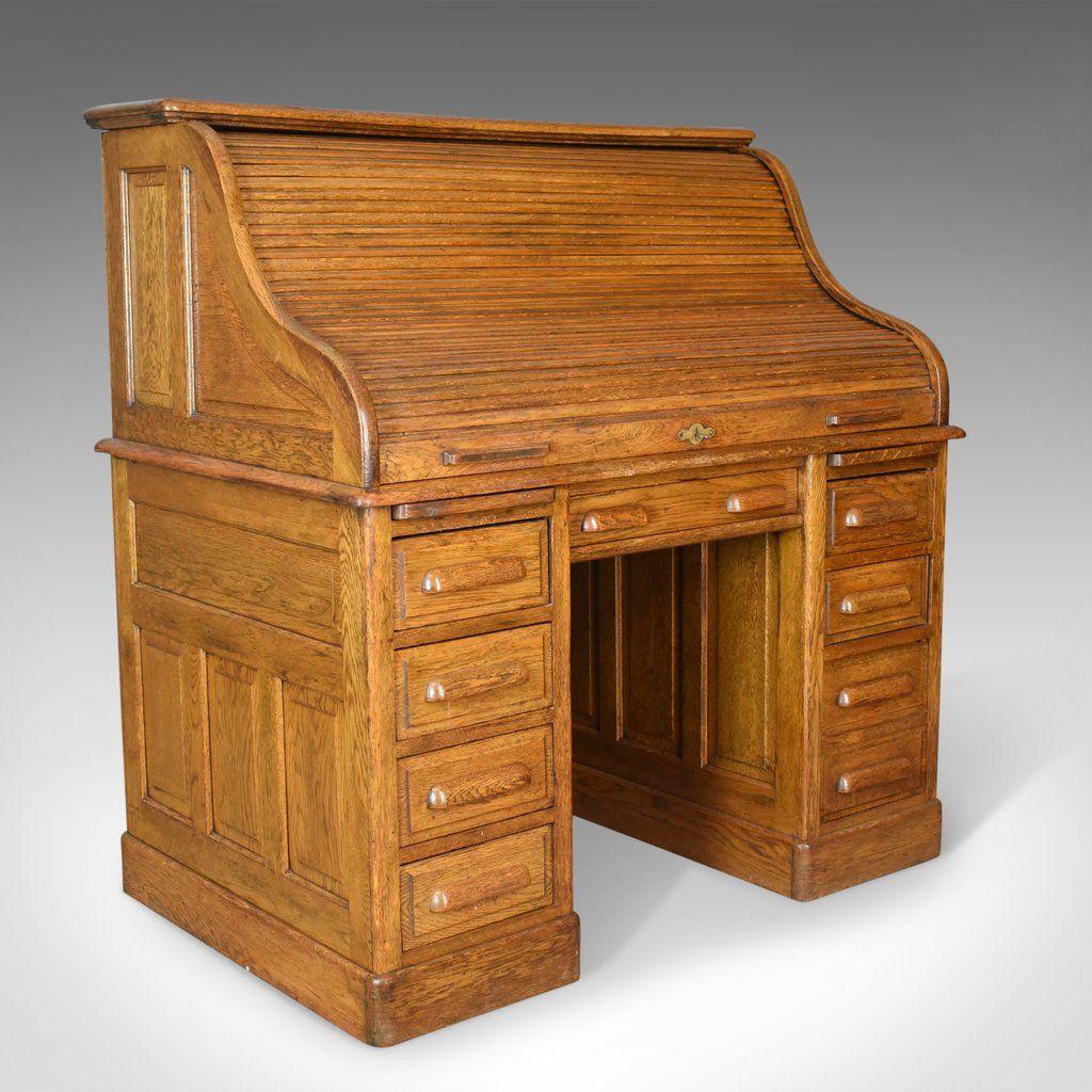Antique Rolltop Desks