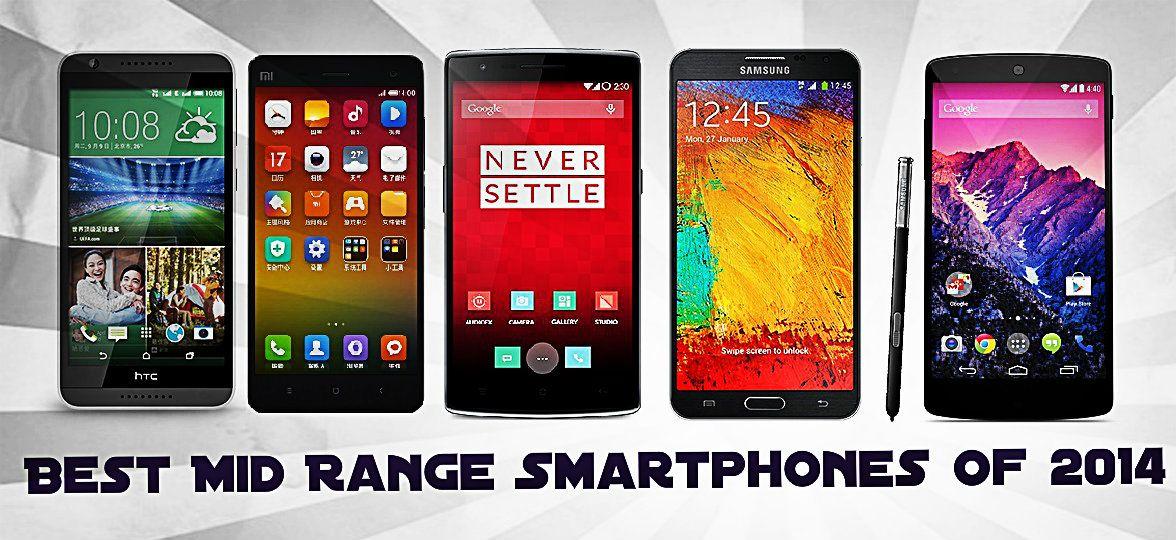 Top Mid Range Smartphones Under Rs 25000 Smartphone Range Mid