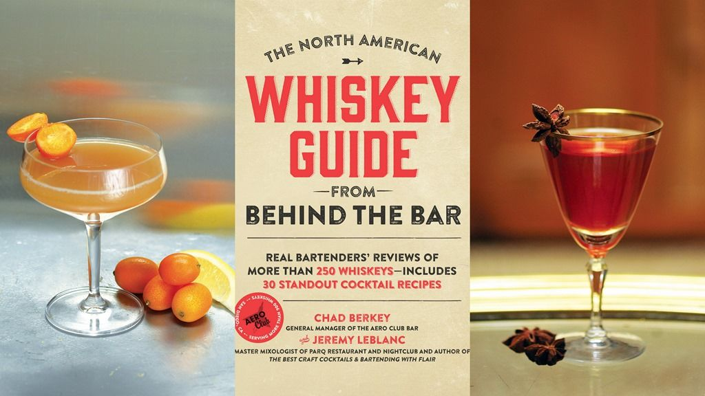 The North American Whiskey Guide from Behind the Bar | A Gentleman's Word