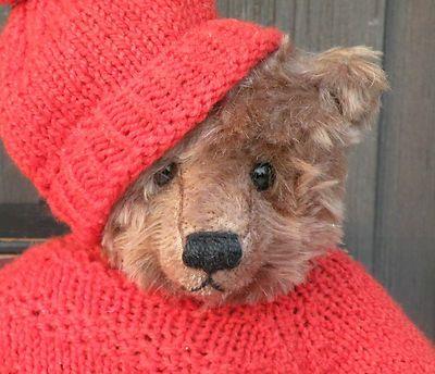 Mary George vintage bear