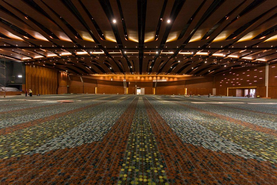 Interior Of The Music City Center Grand Ballroom Approximately 57 500 Square Feet Music City Nashville Nashville Music City