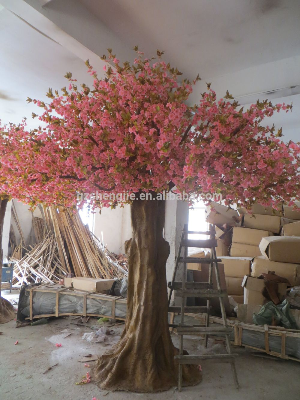 Indoor Flower Tree Indoor Home Decorative Artificial Tree Large Outdoor Artificial Indoor Trees Artificial Plants Outdoor Indoor Flowers