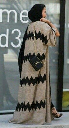 Pin By Feriel Fifi On Abaya Hidjeb Foulards Abayas Fashion Hijabi Fashion Fashion