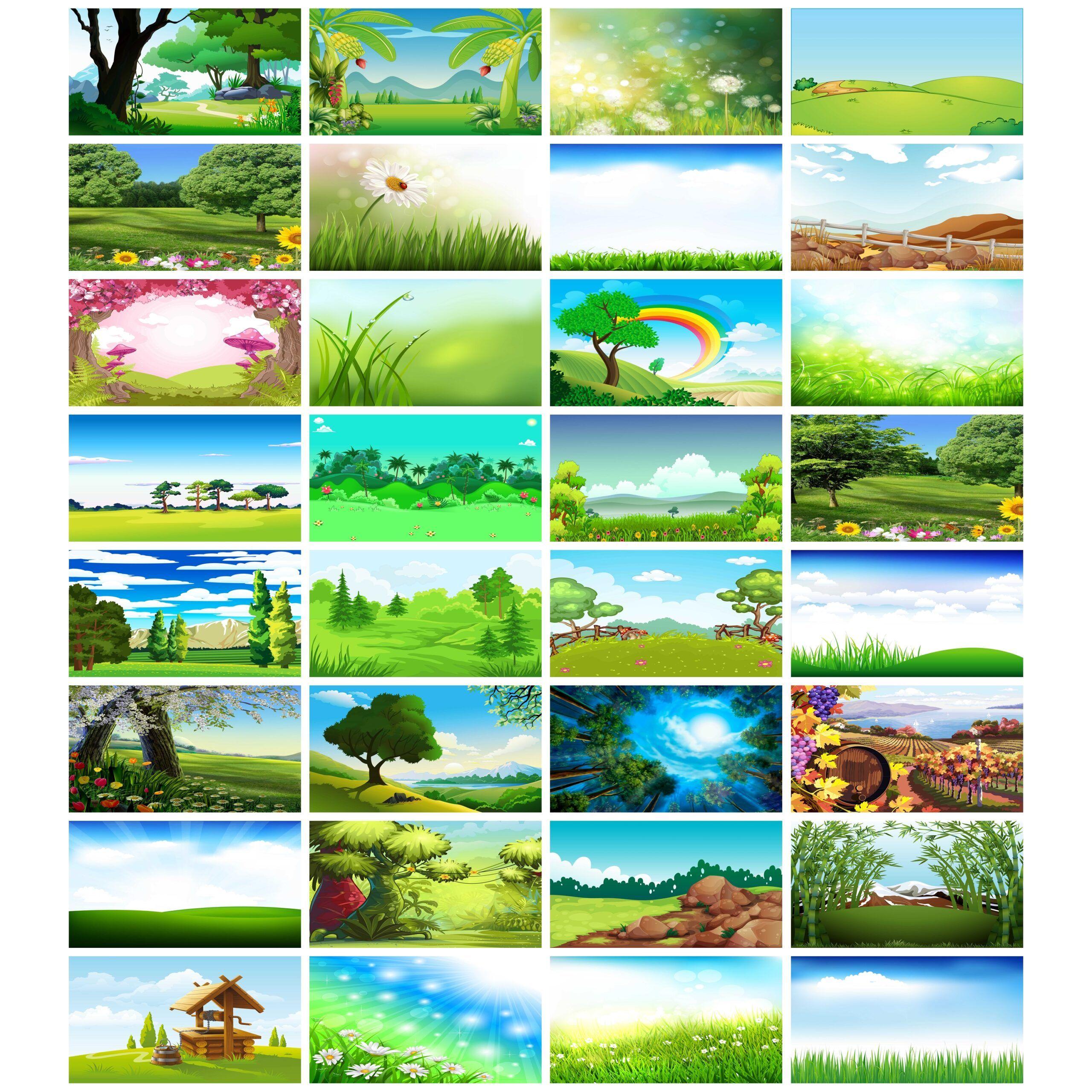 خلفيات العشب الأخضر لعروض البوربوينت In 2021