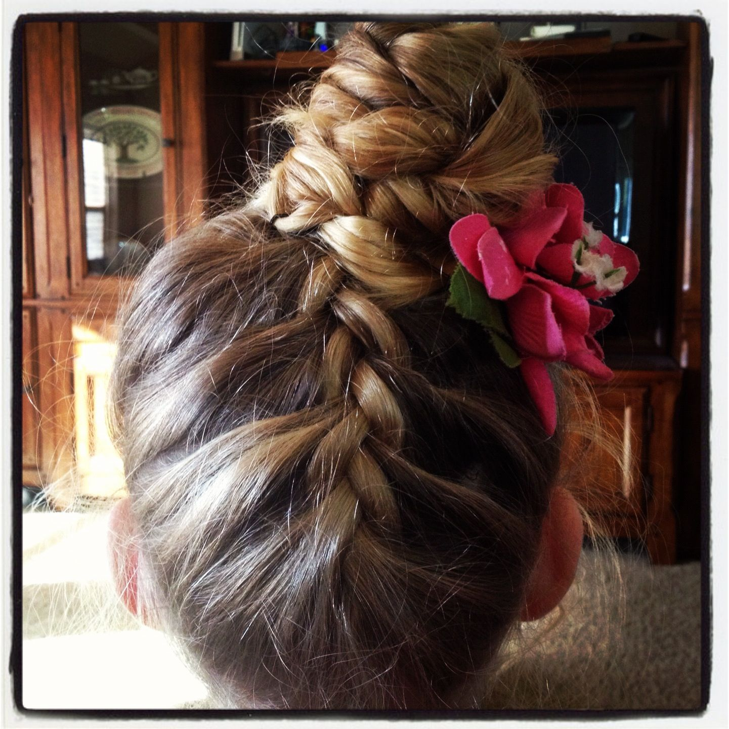 Cute little girl hair style hair pinterest hair styles girl
