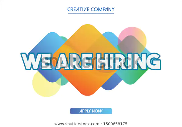 Hiring Recruitment Poster Banner Template Simple Stock Vector Royalty Free 1500658175 Recruitment Poster Banner Template Recruitment
