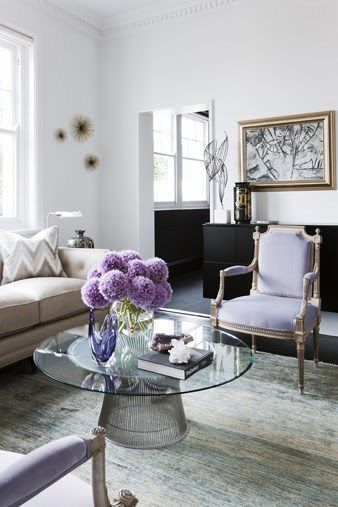 Living With Lavender This Or That Cococozy Cheap Home Decor Home Decor Interior Design