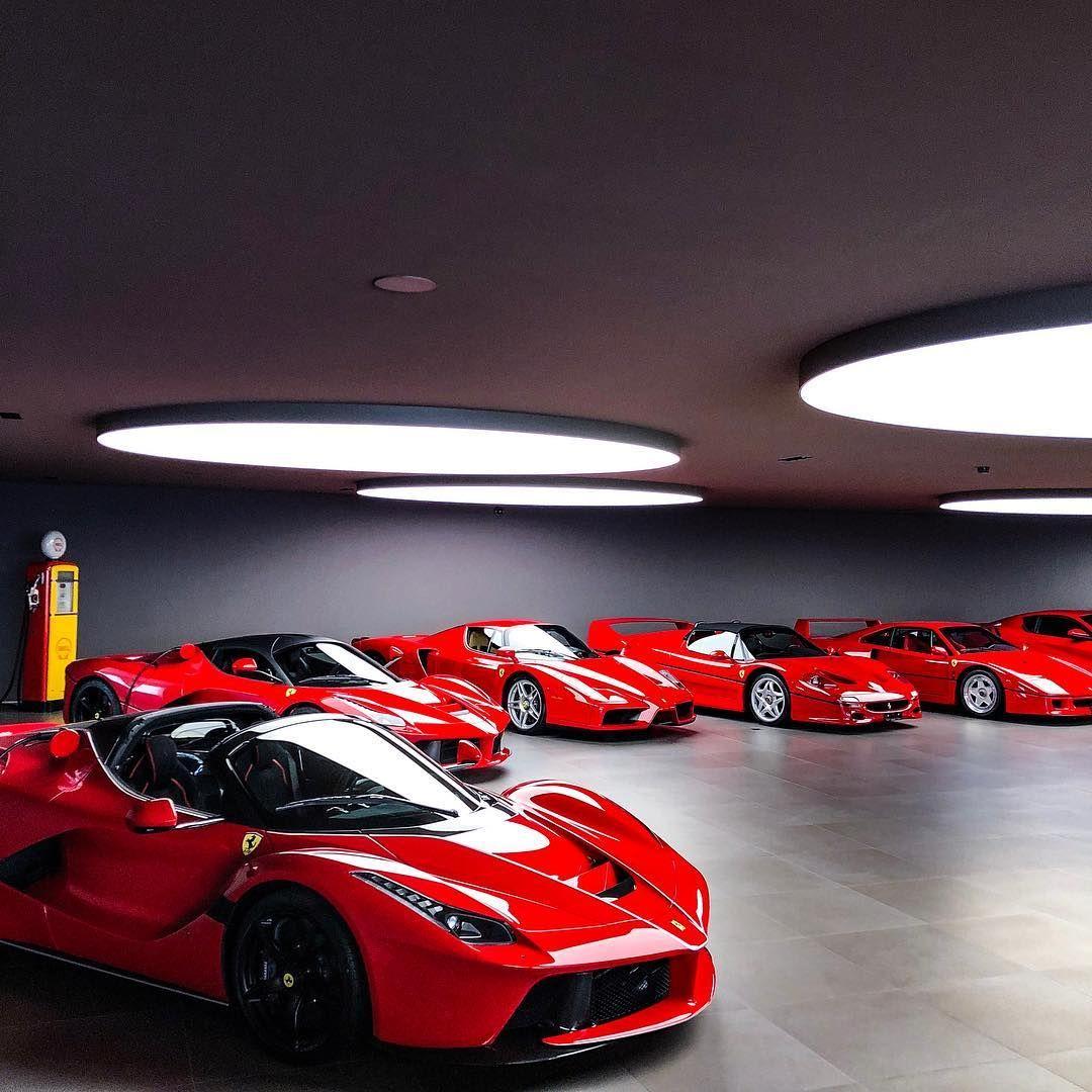 Family Portrait Ferrari Car Super Cars Sports Cars Luxury