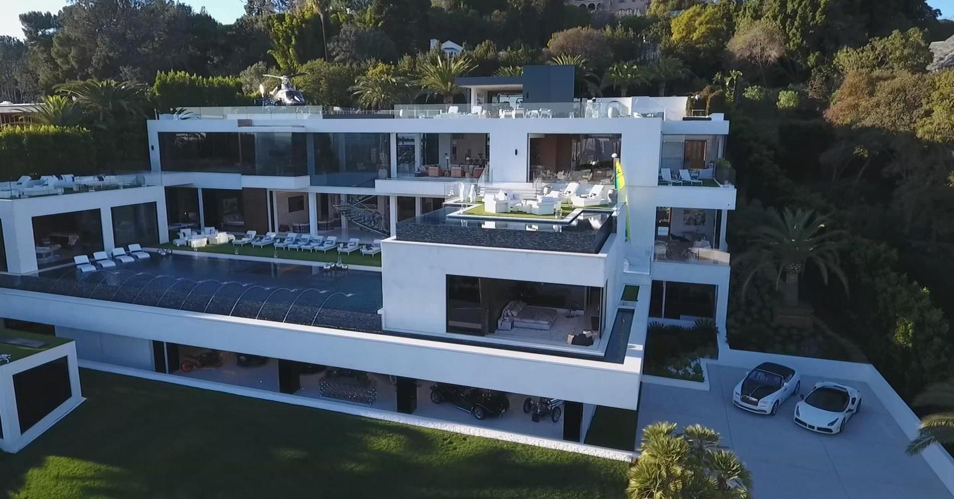 Boom 250 Million Belair Mansion Most Expensive Home