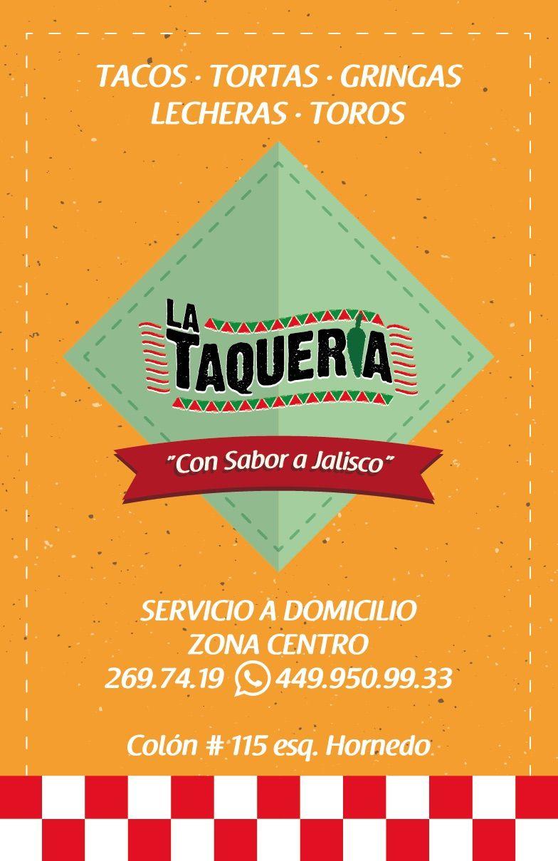 LA TAQUERÍA / Volante | Design | Pinterest | Volantes y Tacos