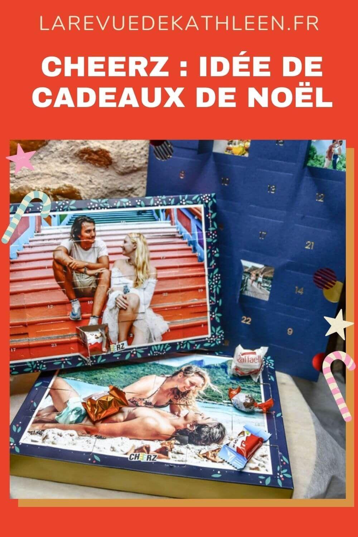 Calendrier De L'avent Cheerz : calendrier, l'avent, cheerz, CHEERZ, Idée, Cadeaux, Noël, Cadeau, Noel,, Idées