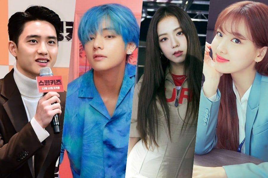 K Pop Idols Who Are Known For Having Heart Shaped Lips Heart Shaped Lips Lovely Smile Idol
