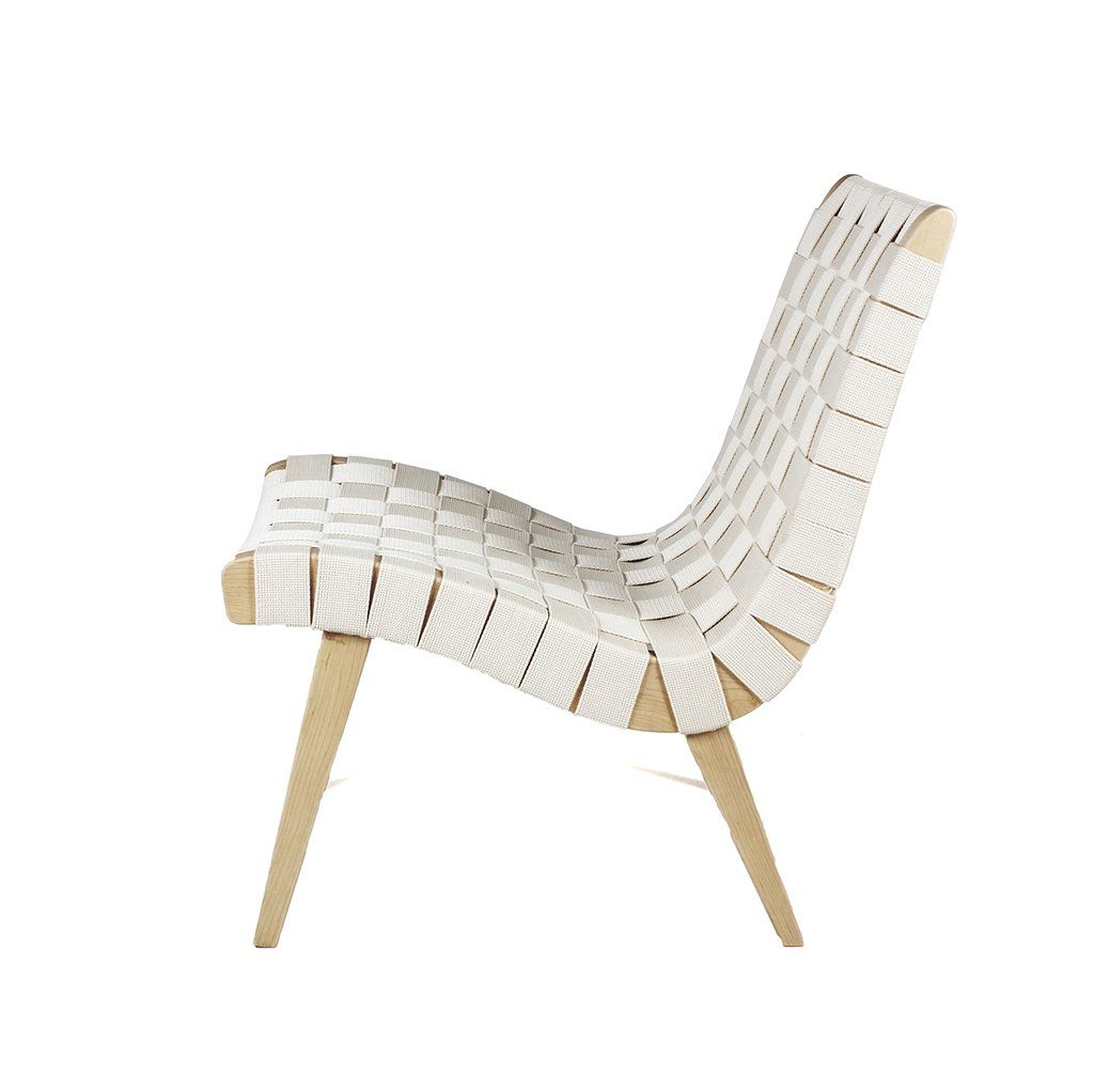 Mid century risom lounge chair mid century chair
