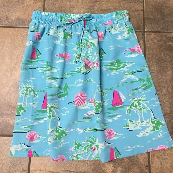Color skirt. New with tags New with tags. Cute summer print! Color Skirts Midi
