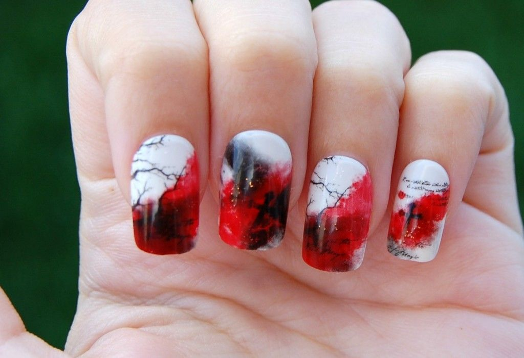 Broadway Nails Halloween Manicure Collection   Broadway nails ...