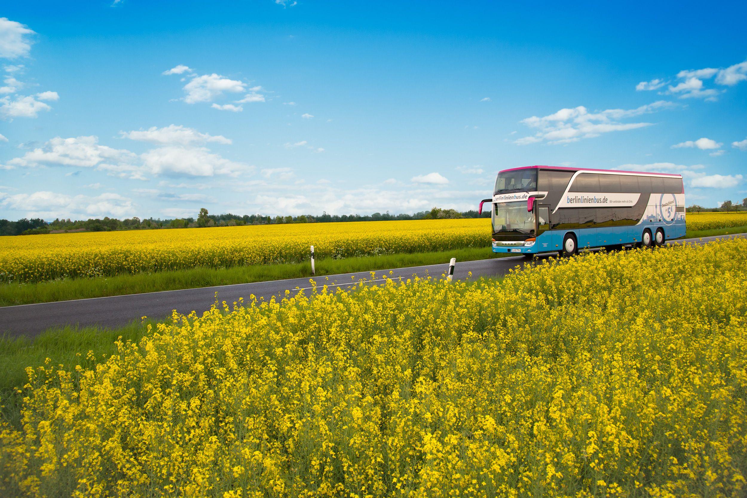 ERROR FARE Berlin Linien Bus! Deutschlandweite Fernbustickets für 0€ buchen