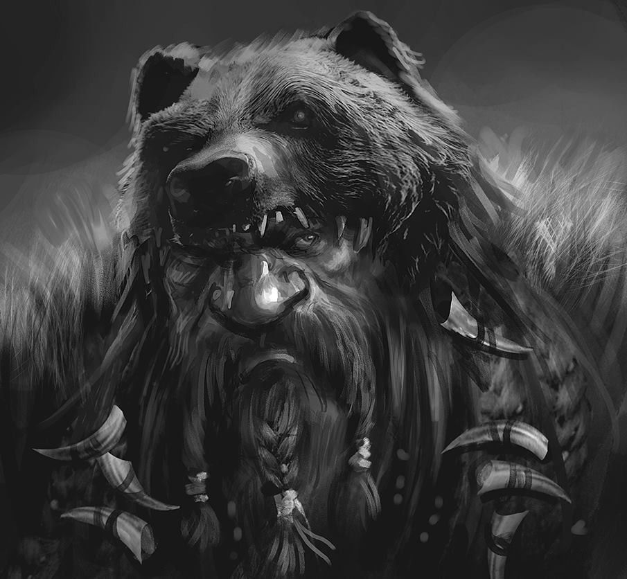 346 best images about The Little Folk on Pinterest ... |Dwarf Male Portrait