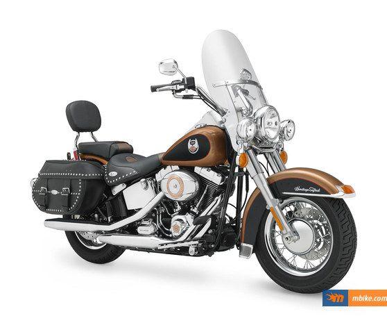2008 Harley Davidson Flstc Heritage Softail Classic Motorcycle Harley Harley Bikes Harley Davidson Bikes