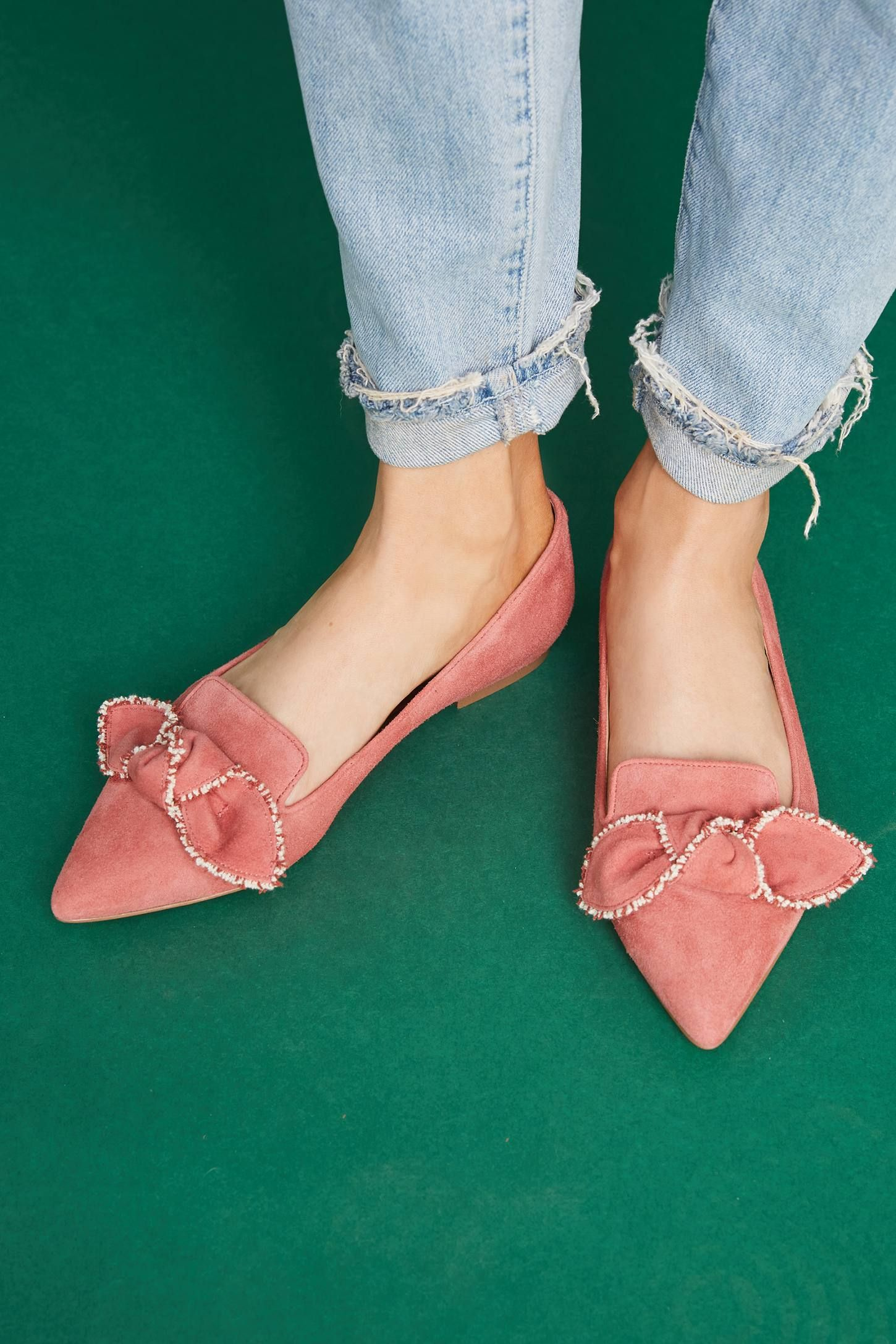 3251aa1ef100b Shop the Sam Edelman Rochester Ballet Flats and more Anthropologie at  Anthropologie today. Read customer reviews