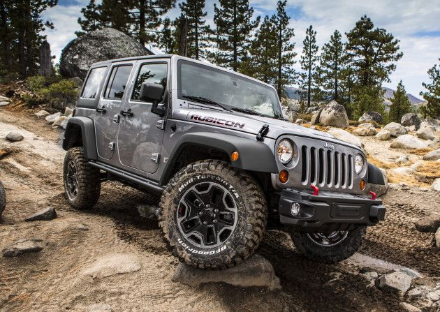 Jeep Wrangler Unlimited Rubicon 10th Anniversary Edition Jeep