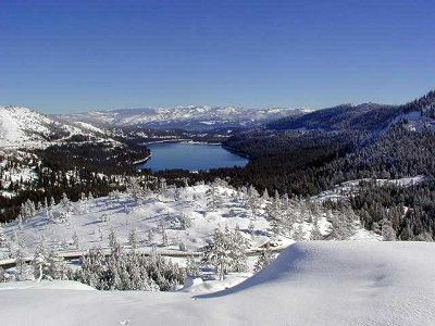 Lady Fiddler S Photo Gallery Inside Outside Of Our Home Donner Lake Winter Scenes Places To Go