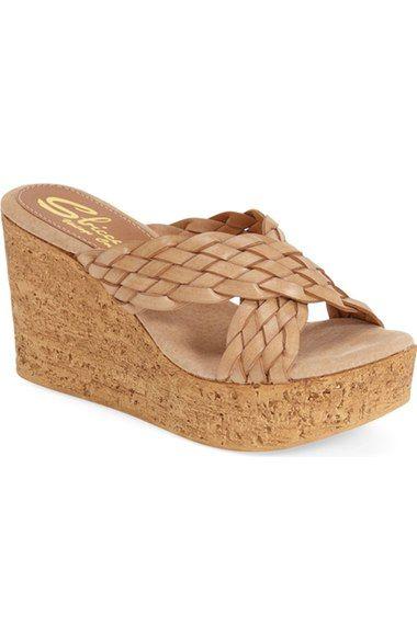 3476eda3cb84 Sbicca  Etta  Platform Wedge Sandal (Women) available at  Nordstrom ...