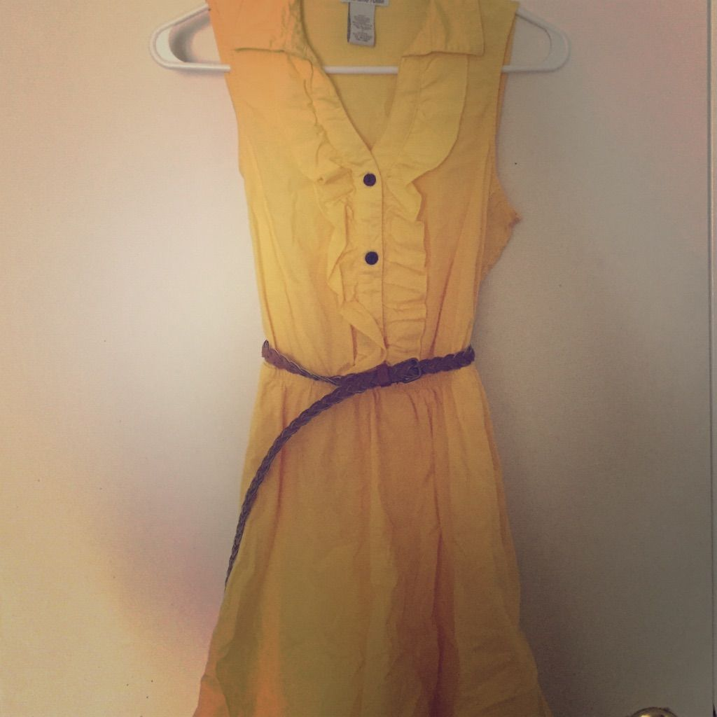Yellow, Short Sundress #shortsundress Yellow, Short Sundress #shortsundress
