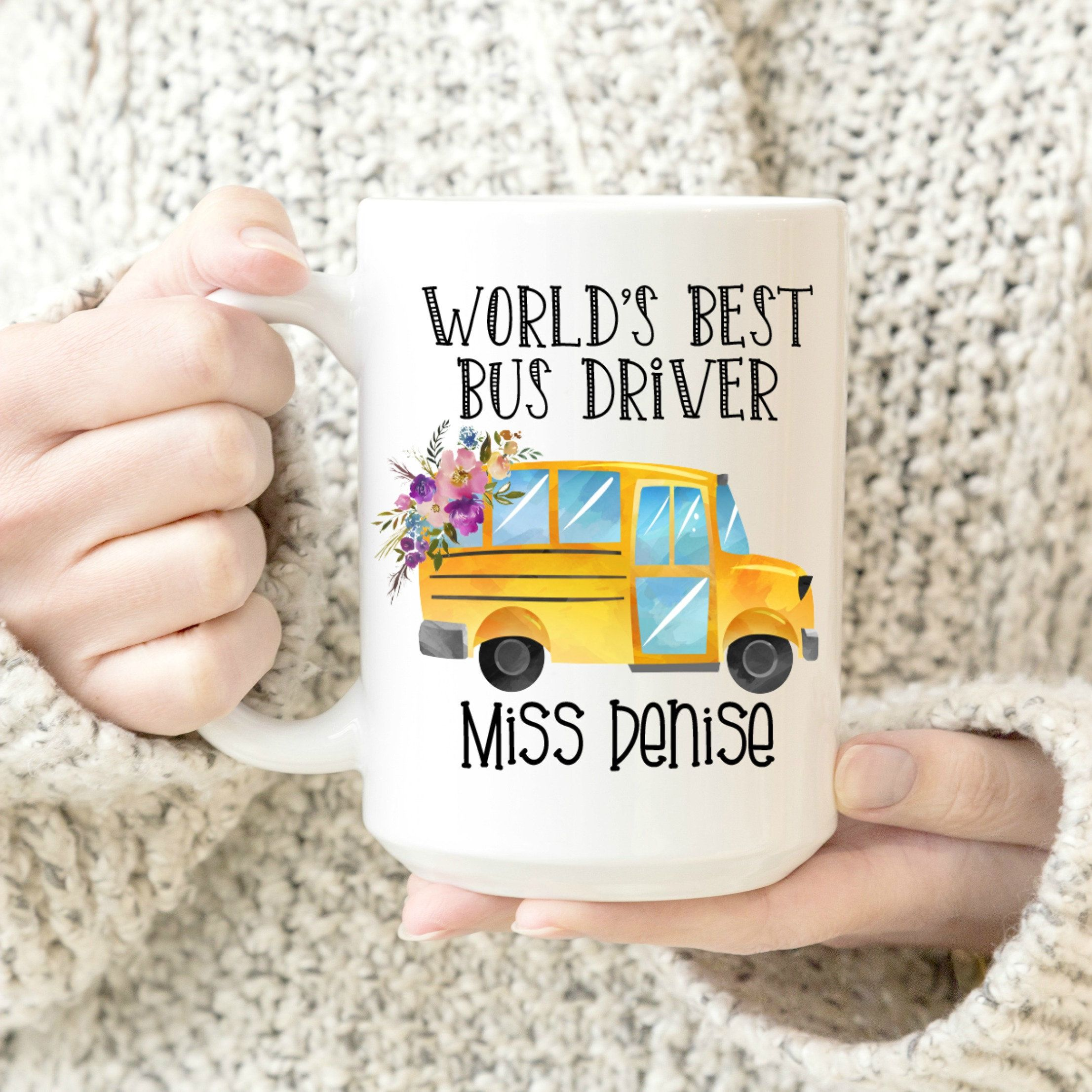 World's Best Bus Driver Bus Driver Gift Christmas Gift