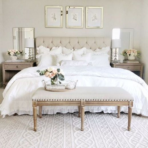 Hamptons Inspired Luxury Home Master Bedroom Robeson: 33+The Most Perfect Farmhouse In The Hamptons