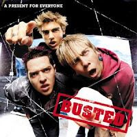 Busted - Takes me back to a simpler time, I'm 21 and given the chance I will happily jump around like a maniac singing my heart out to Air Hostess. Brilliant Brilliant Pop Songs! <3