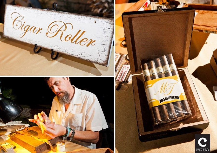 Looking For A Way To Surprise Your Groom Have A Custom Hand Rolled