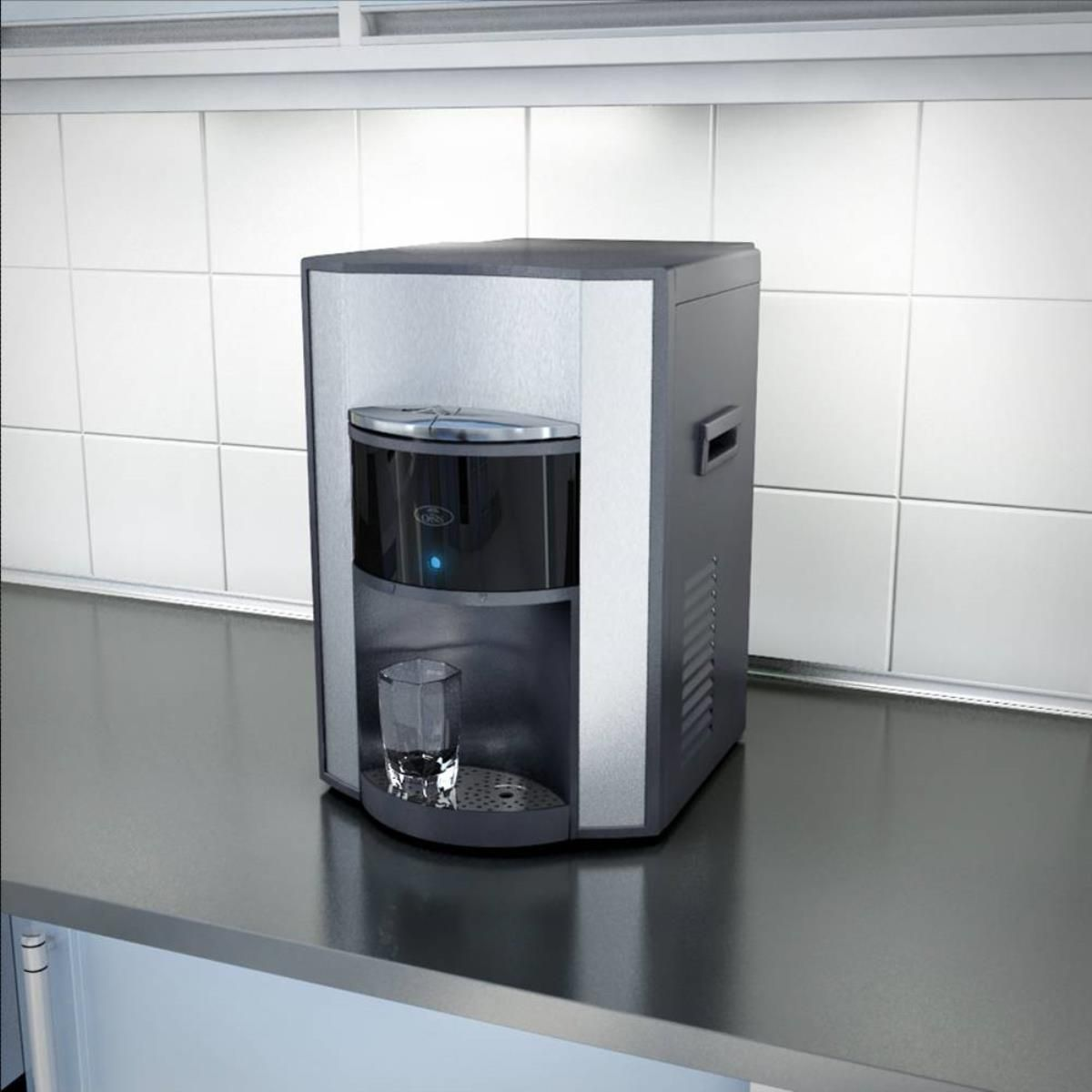 Oasis Pou1ccths Onyx Countertop Pou Hot Cold Water Dispenser