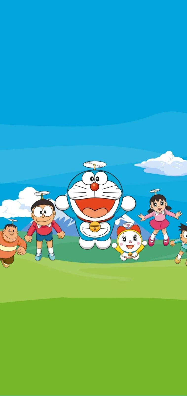 Android Wallpaper Doraemon Terbaru doraemon di 2020