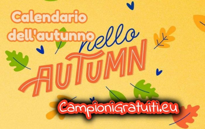 Concorso Calendario dell'autunno Nivea vinci kit di prodotti
