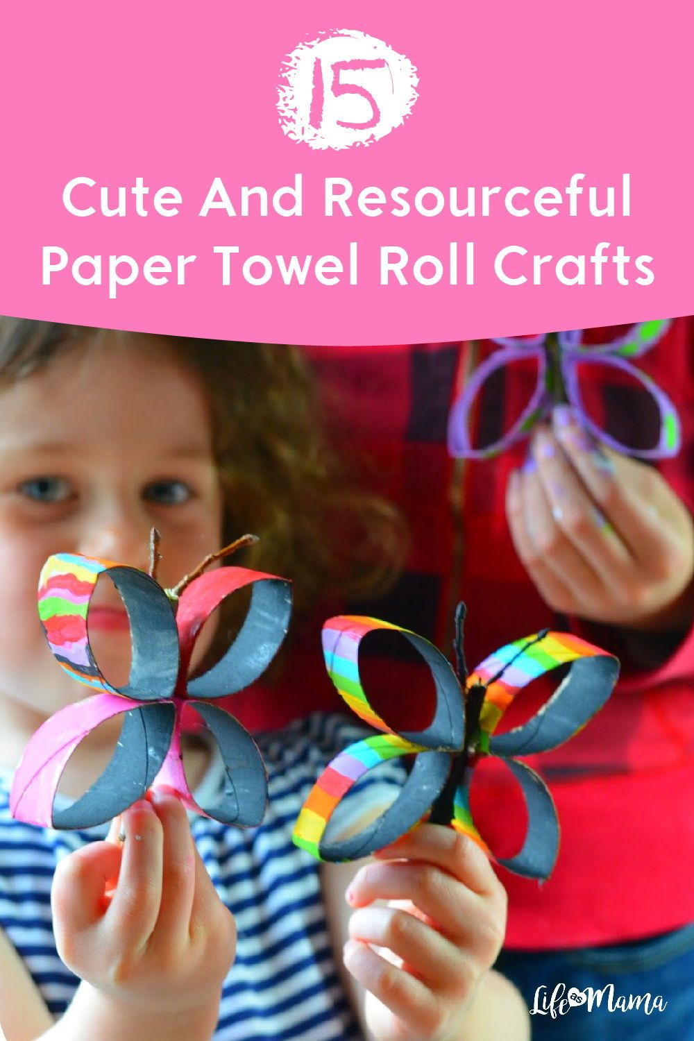 15 Cute Toilet Paper Roll Crafts