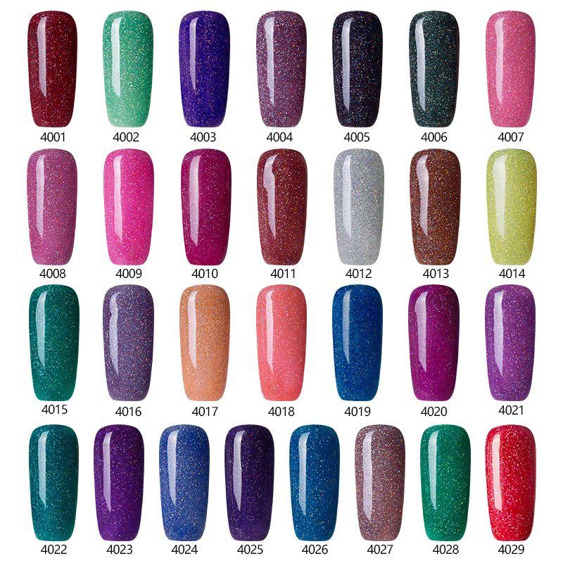 Aliexpress Com Buy Modelones 29 Colors Neon Nail Gel Polish Soak