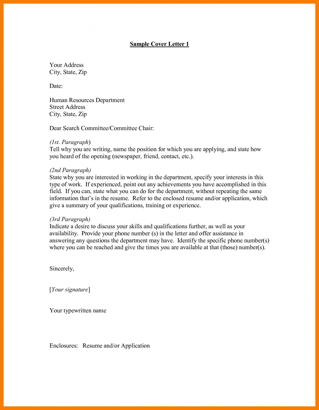 30 Addressing A Cover Letter Free Download To Unknown Activetraining