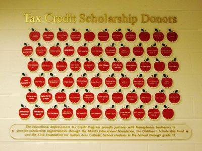 wall mounted exterior donor recognition - Google Search | Donor ...